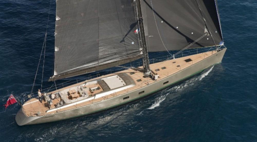 """Alquiler de German-Frers 30.45 metres (99' 11"""") en Mónaco"""