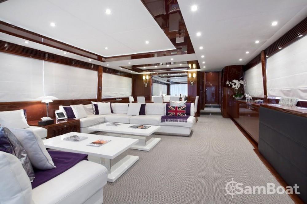 "Alquiler de barcos Princess 29.40 metres (96' 5"") enAntibes en Samboat"