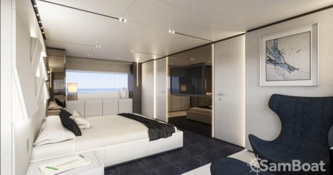 Location Yacht Ferretti avec permis