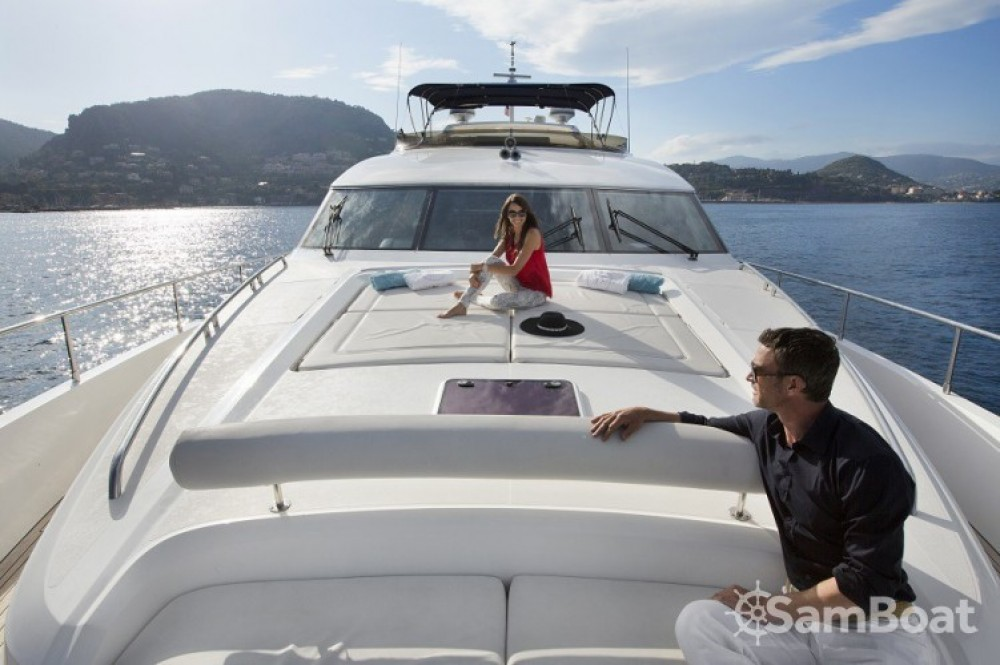 "Boat rental Princess 29.40 metres (96' 5"") in Antibes on Samboat"