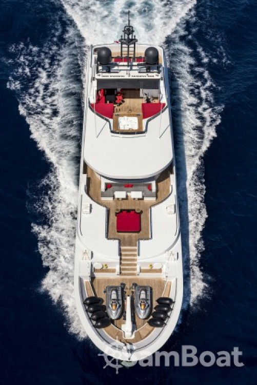 Hire Yacht with or without skipper Concept-Marine