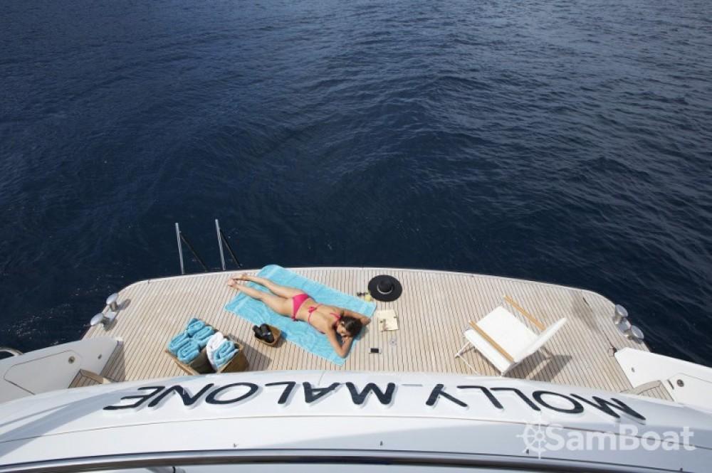 """Alquiler de Princess 29.40 metres (96' 5"""") en Antibes"""