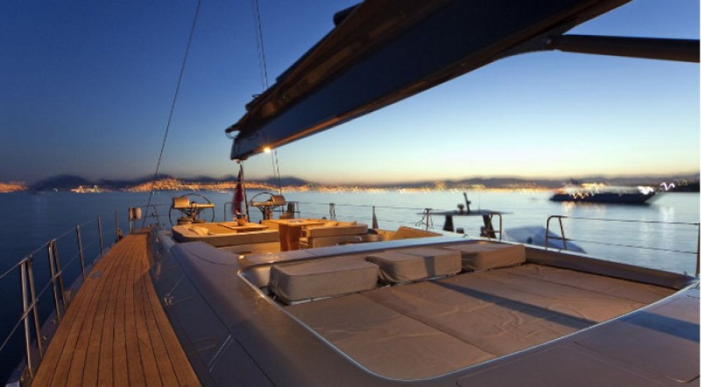Hire Sailboat with or without skipper German-Frers Monaco