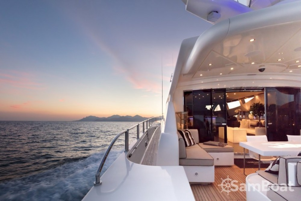 Hire Yacht with or without skipper Andrea-Bacigalupo Cannes