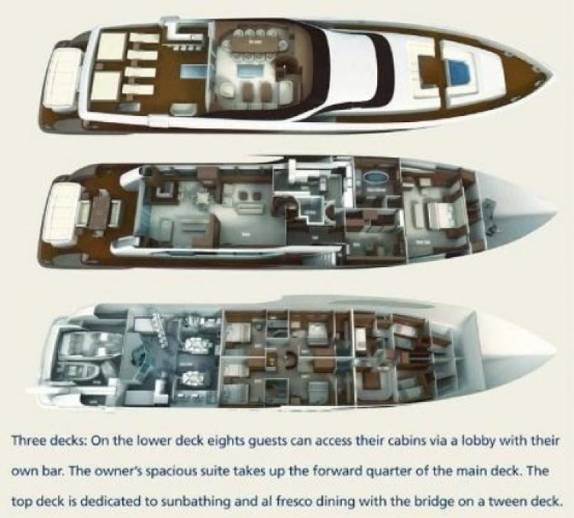 "Alquiler Yates en Mónaco - Tamsen-Yachts 40.00 metres (131' 3"")"