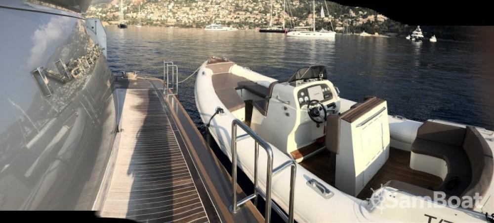 Alquiler de Yates, con o sin patrón Tamsen-Yachts Mónaco