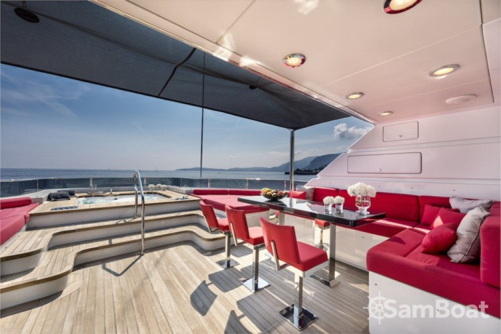"Rental yacht  - Concept-Marine 42.90 metres (140' 9"") on SamBoat"