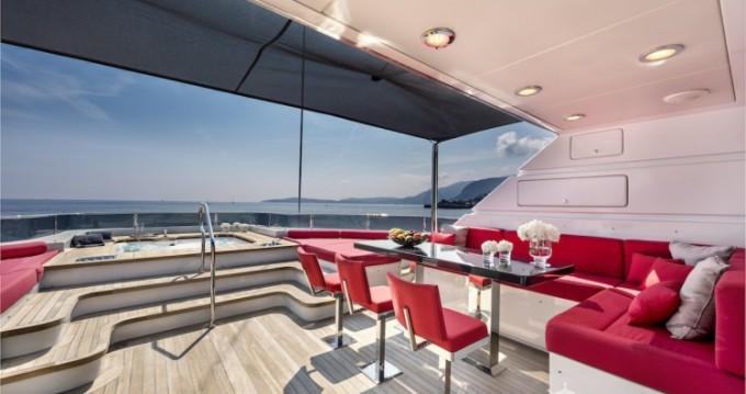 """Location bateau Concept-Marine 42.90 metres (140' 9"""") à Monaco sur Samboat"""