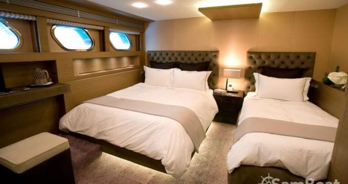 Yacht à louer à Monaco au meilleur prix