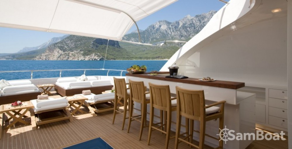 "Alquiler de Tamsen-Yachts 40.00 metres (131' 3"") en Mónaco"