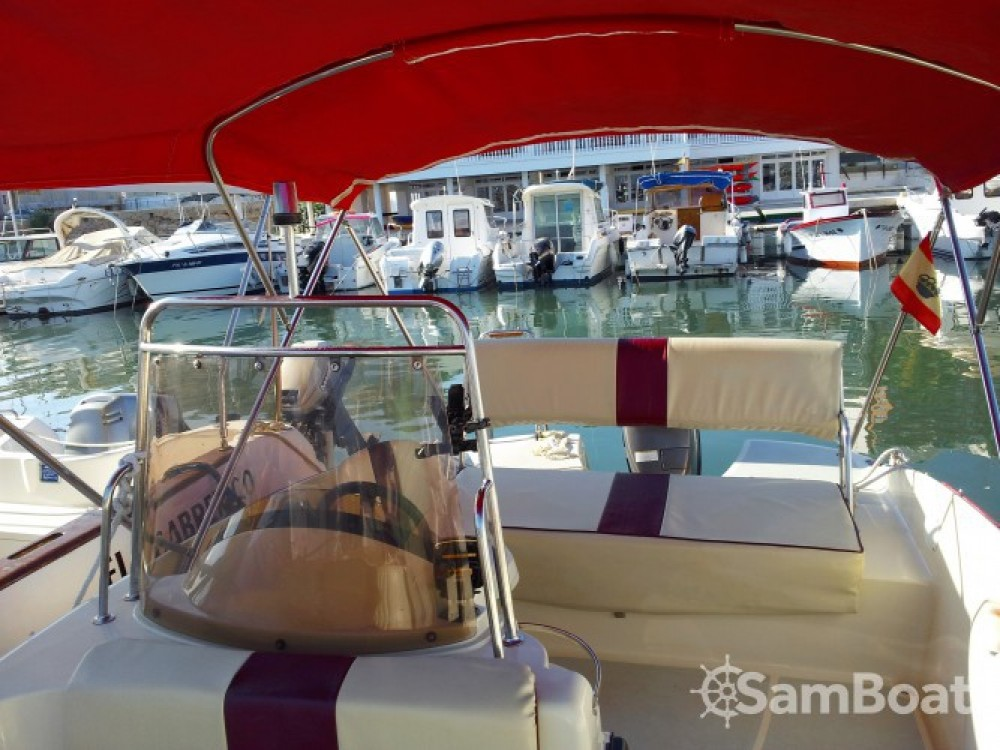 Alquiler de barcos Real Club Náutico barato de SENSACION VIVA 600