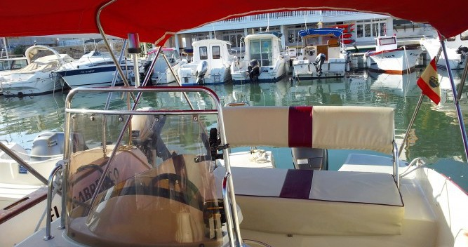 Location bateau Sessa Marine SENSACION VIVA 600 à Torrevieja sur Samboat