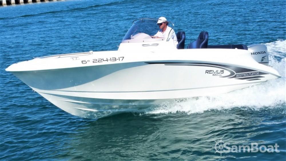 Alquiler de barcos Real Club Náutico barato de 620 Open