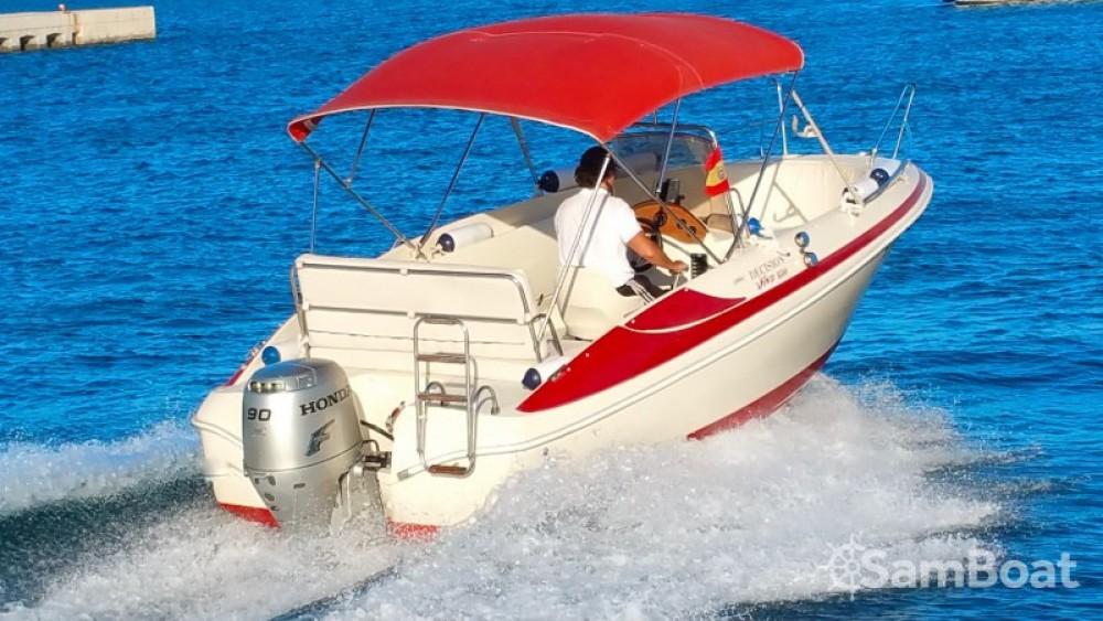 Alquiler de yate Real Club Náutico - Sessa Marine SENSACION VIVA 600 en SamBoat
