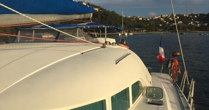 Location bateau Lagoon Lagoon 380 à Le Marin sur Samboat