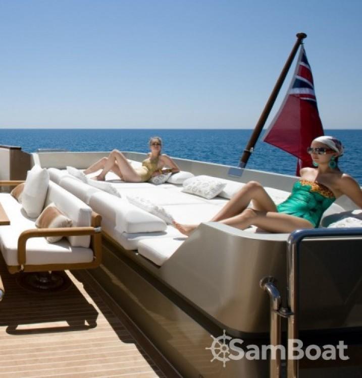 """Alquiler de yate Mónaco - Tamsen-Yachts 40.00 metres (131' 3"""") en SamBoat"""