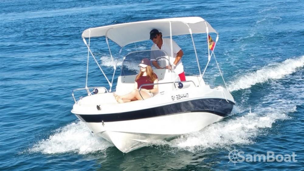 Noleggio yacht Real Club Náutico - Remus 450 OPEN su SamBoat