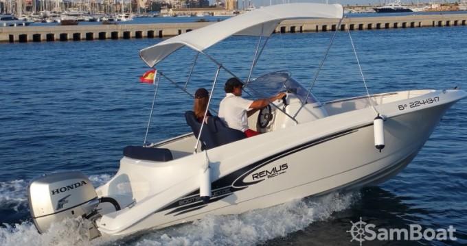 Location bateau Remus 620 Open à Torrevieja sur Samboat