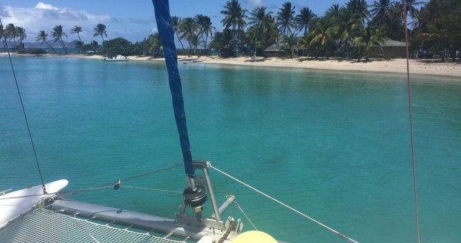Location bateau Le Marin pas cher Lagoon 380