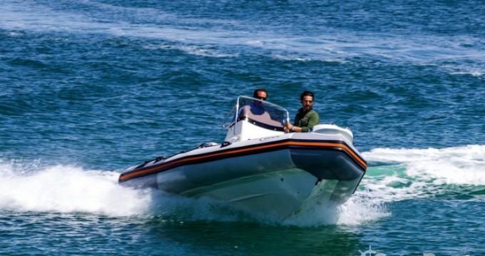 Location bateau Le Croisic pas cher Pro Open 550