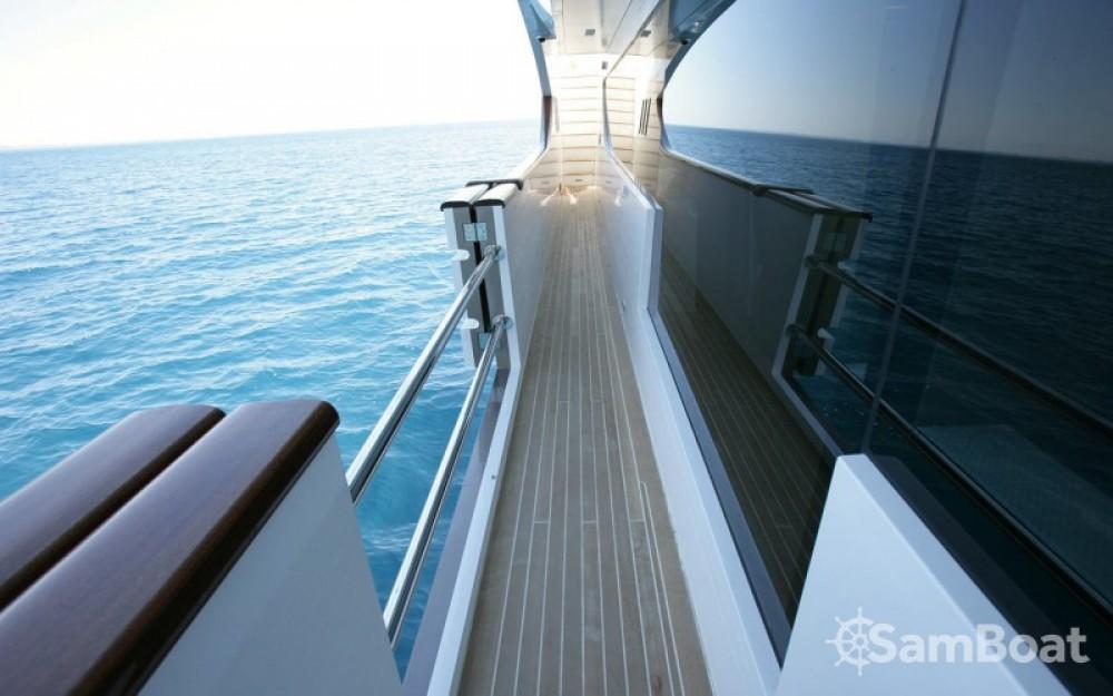 Alquiler Yates Tamsen-Yachts con título de navegación