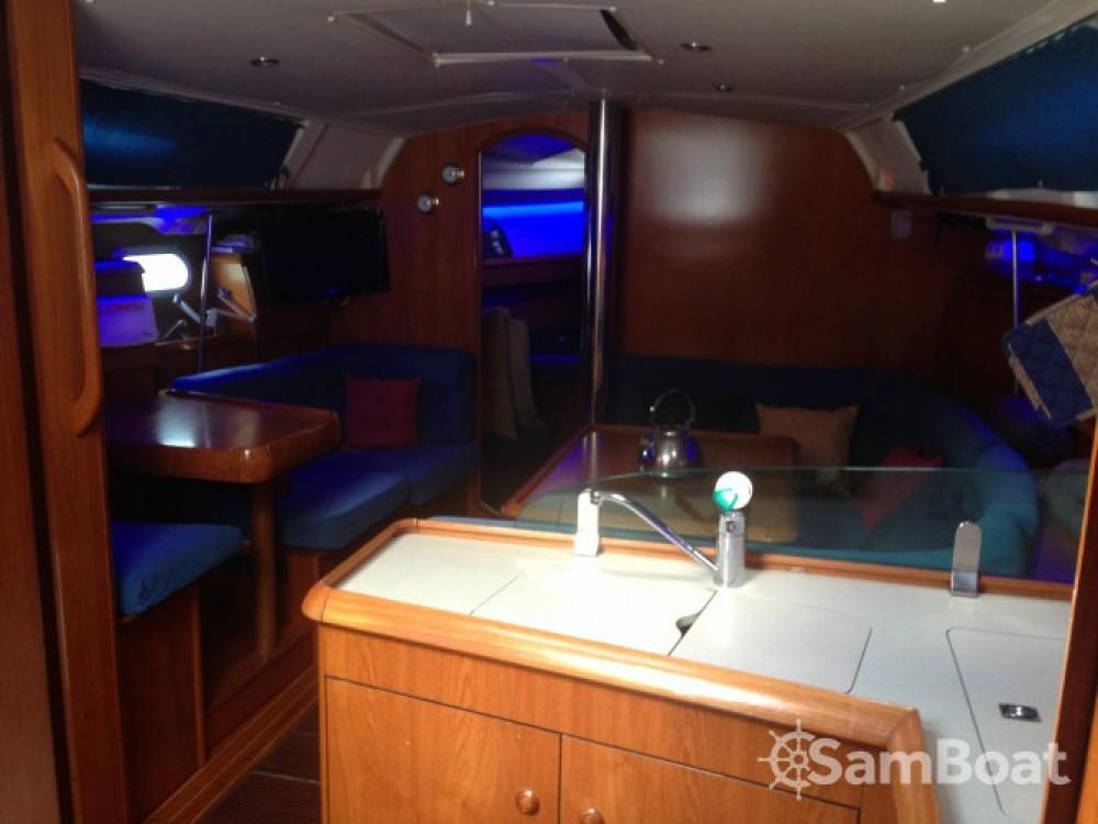 Jeanneau Sun Odyssey 40 entre particulares y profesional