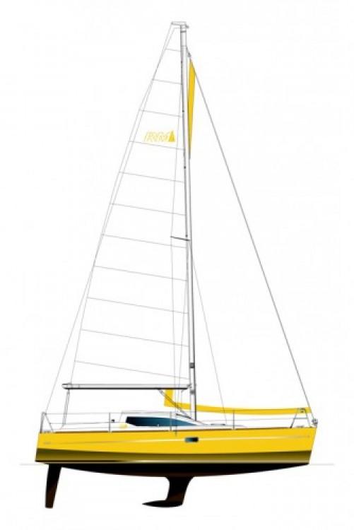 Louer Voilier avec ou sans skipper Rm à Saint-Malo