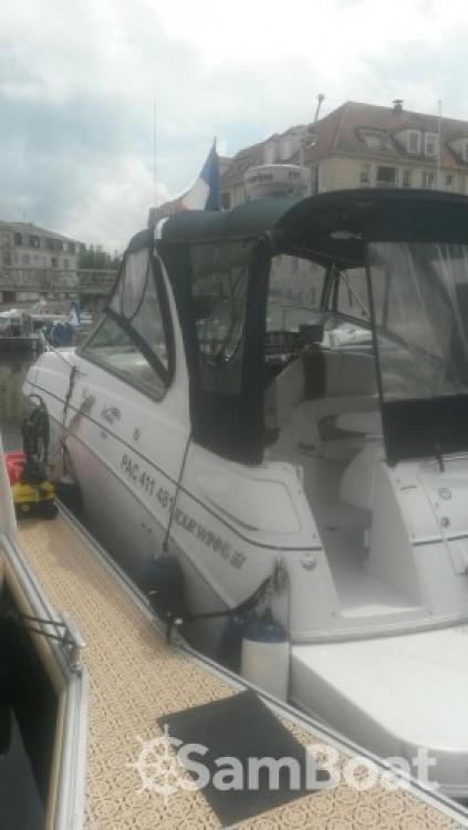 location bateau  u00e0 moteur four winns vista 238 paul valery