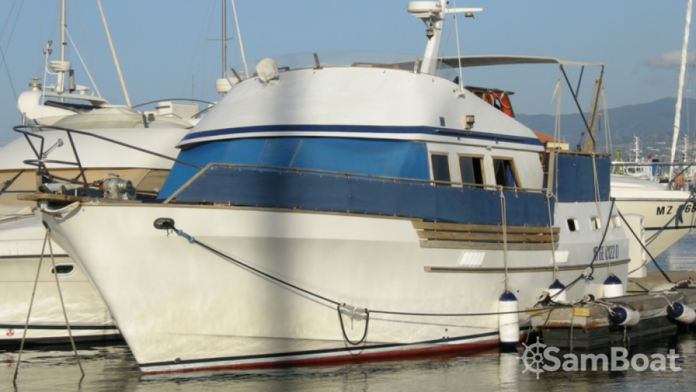 Louez un Trawler Trawler 40 à Milazzo