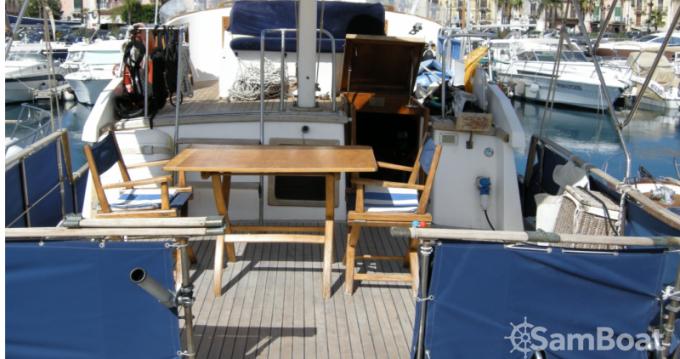 Location Bateau à moteur à Milazzo - Trawler Trawler 40