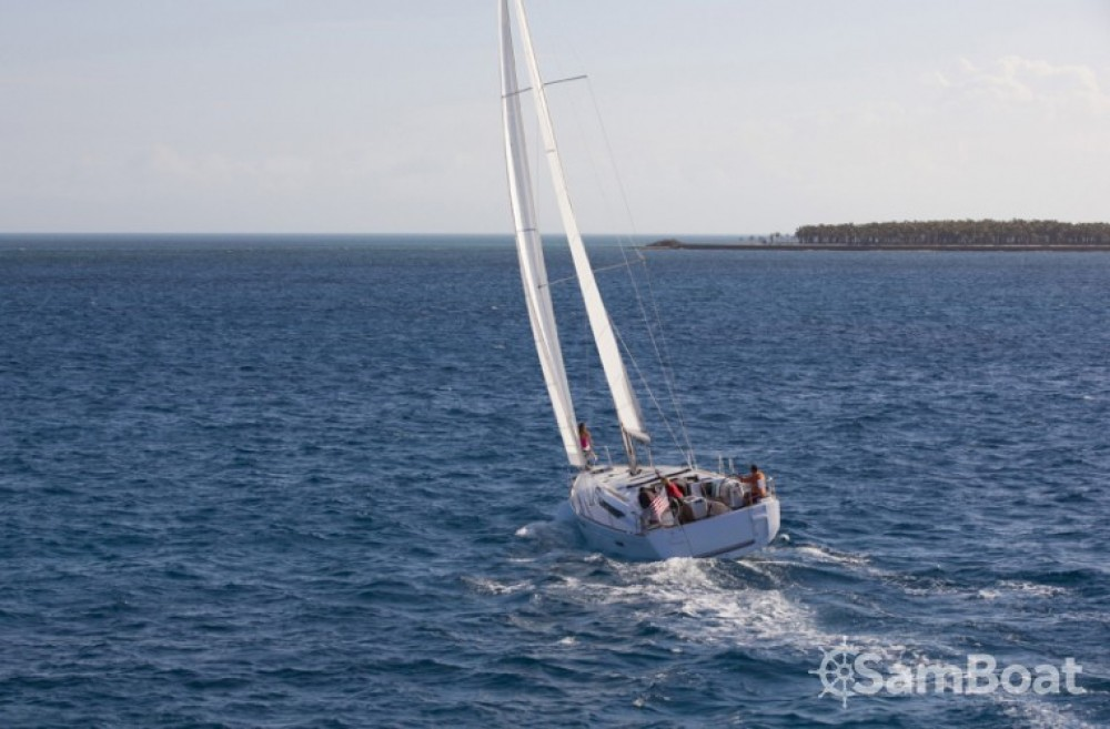 Jeanneau Sun Odyssey 479 entre particulares y profesional Trogir