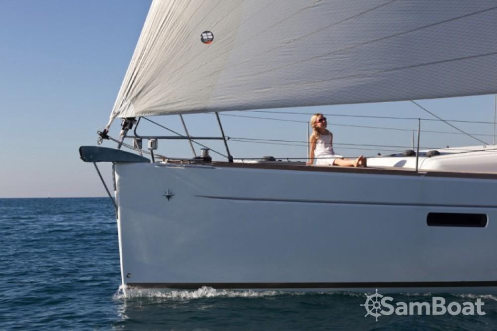 Alquiler de barcos Trogir barato de Sun Odyssey 479