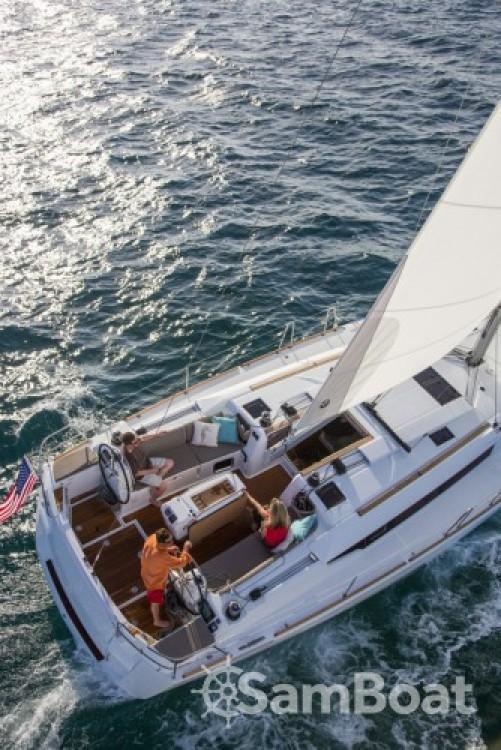 Alquiler de yate Trogir - Jeanneau Sun Odyssey 479 en SamBoat