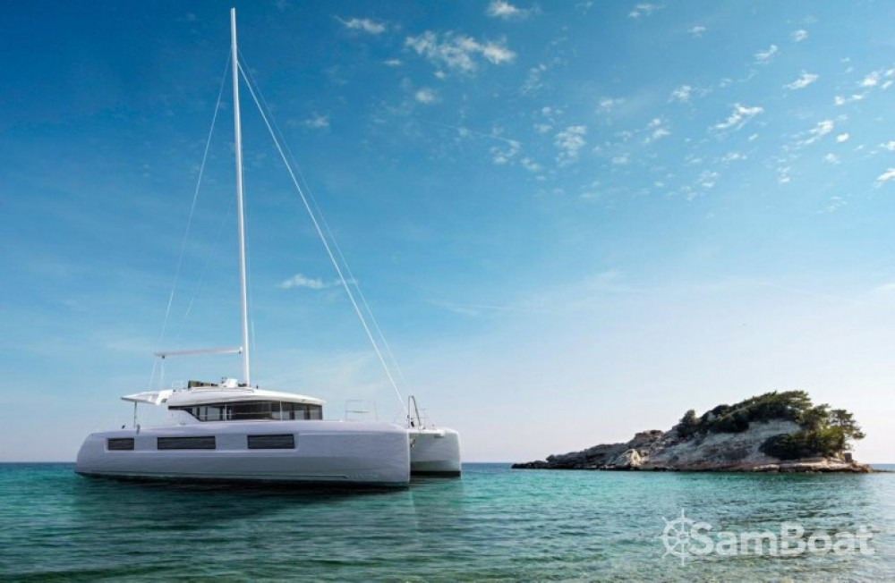 Alquiler de yate Split - Lagoon Lagoon 50 en SamBoat