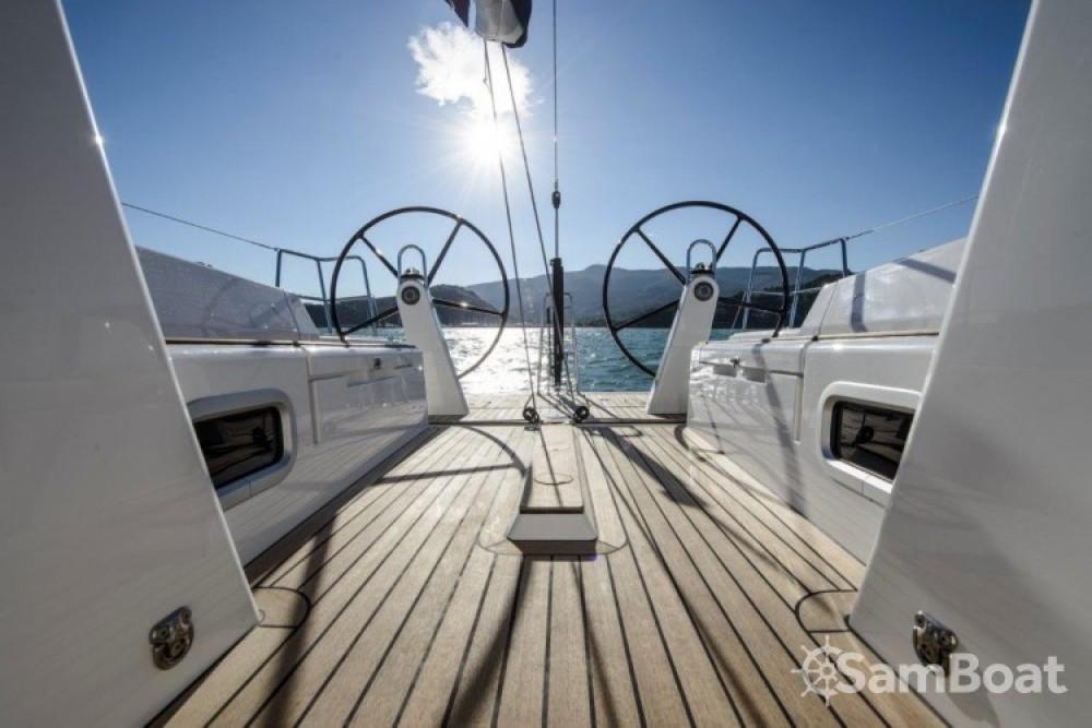 Alquiler de barcos Split barato de X4³