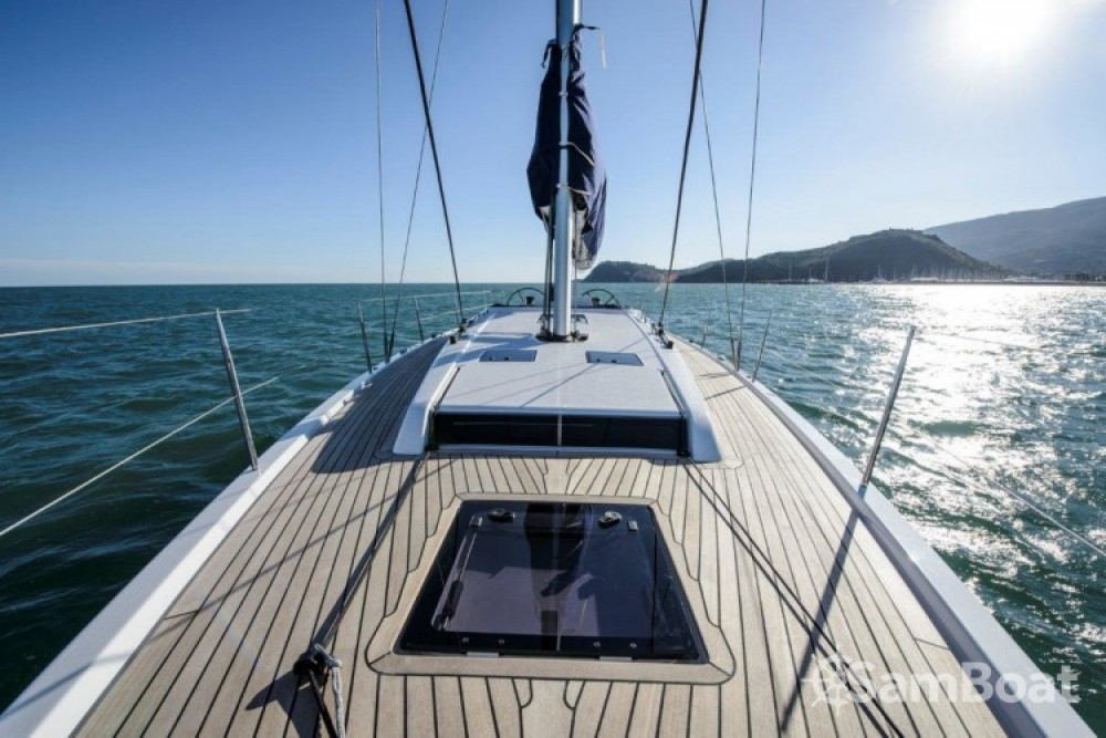 Alquiler Velero en Split - X-Yachts X4³