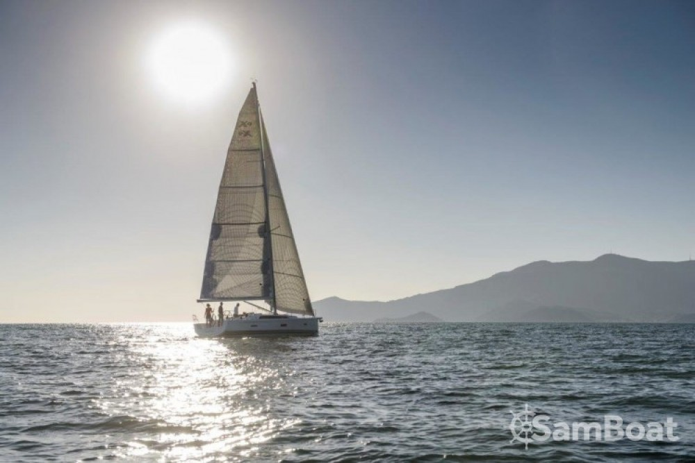 Alquiler de Velero, con o sin patrón X-Yachts Split
