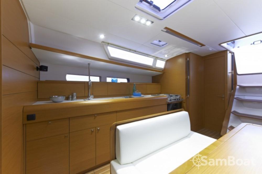 Alquiler Velero en Trogir - Jeanneau Sun Odyssey 479