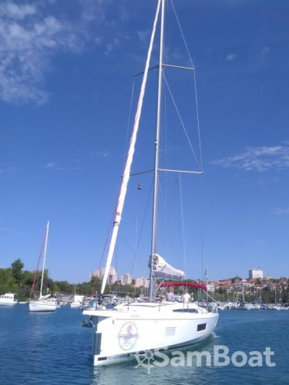 Bénéteau Oceanis 51.1 entre particulares y profesional Croacia