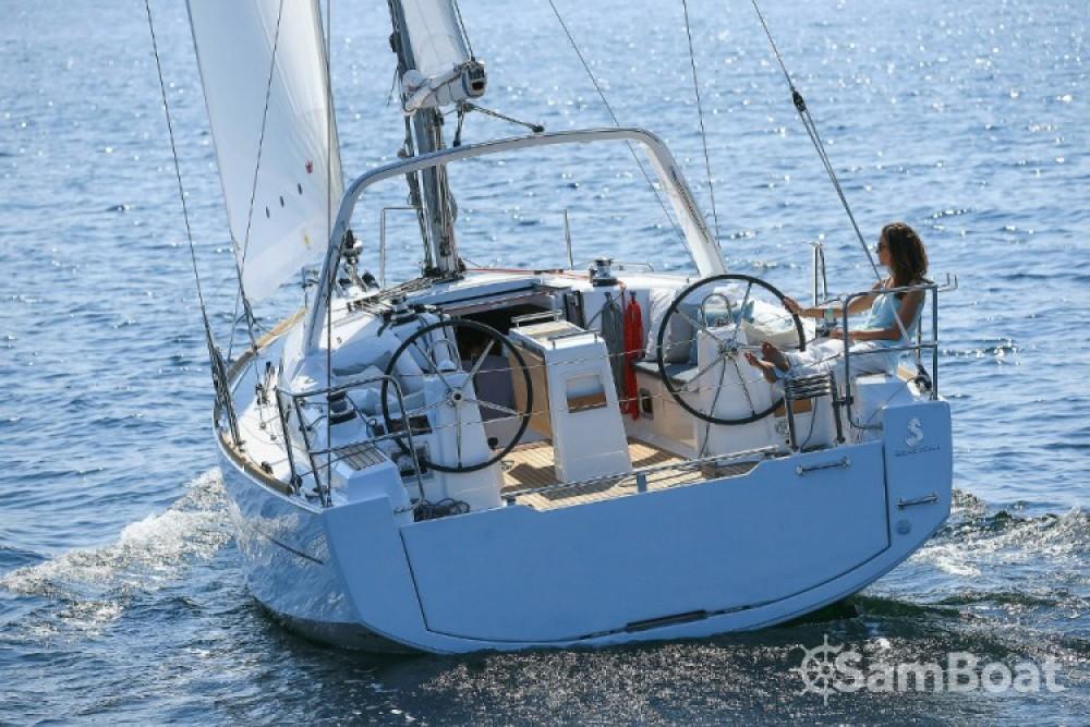Alquiler Velero en Split - Bénéteau Oceanis 35
