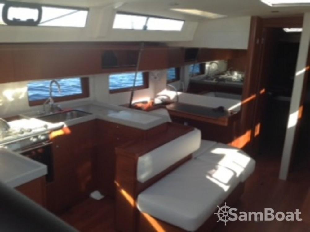 Alquiler de barcos Croacia barato de Oceanis 51.1