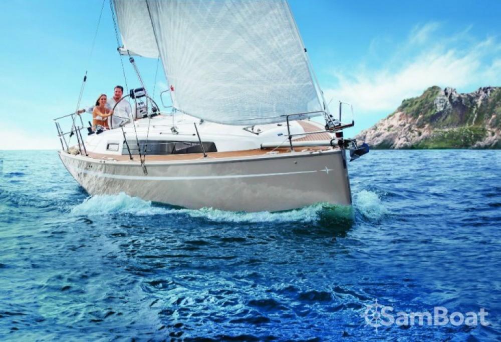 Alquiler Velero en Zadar - Bavaria Cruiser 34