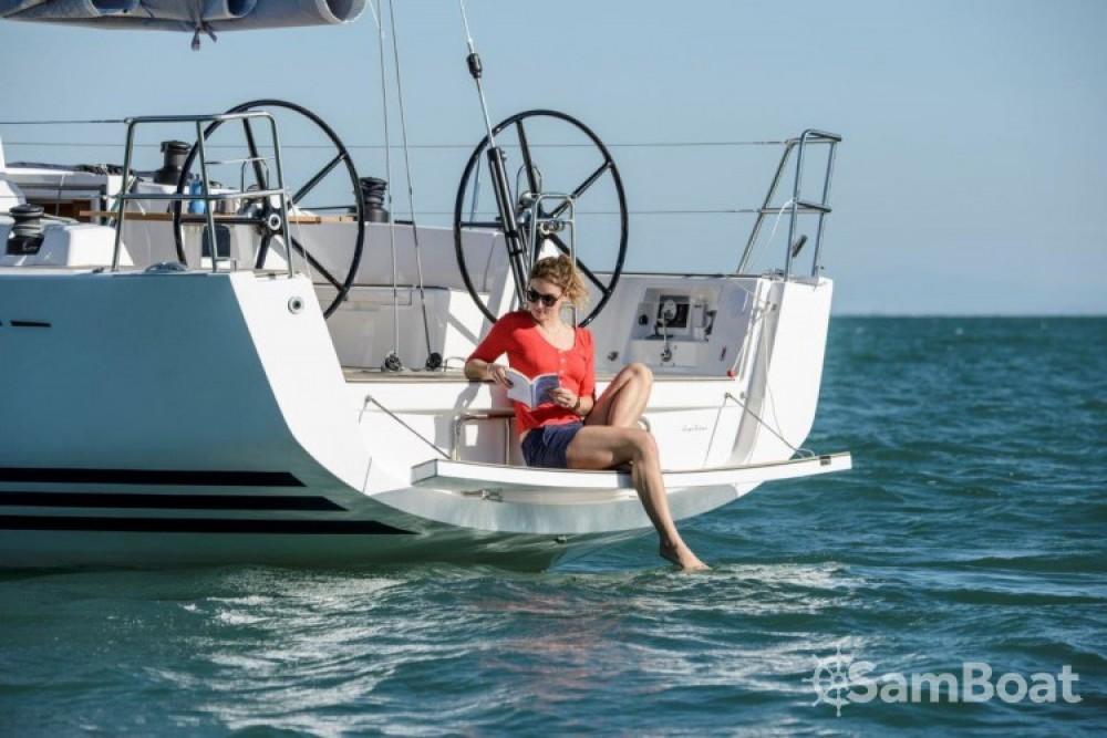 Alquiler de X-Yachts X4³ en Split