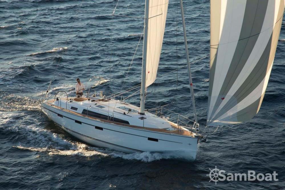 Boat rental Croatia cheap Cruiser 41