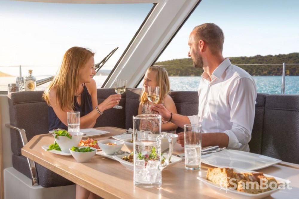 Rental yacht Croatia - Bavaria E40 Sedan on SamBoat