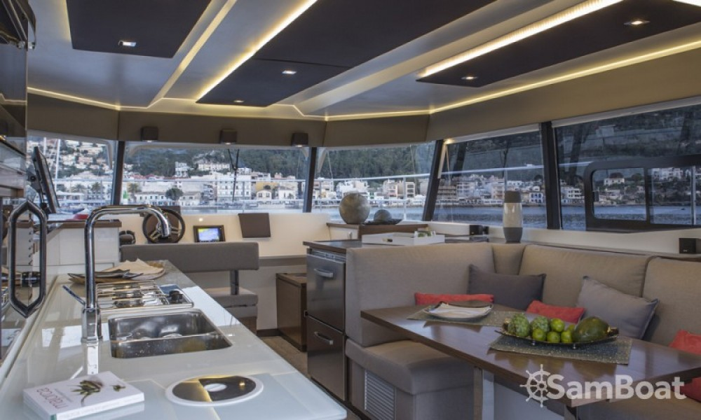 Fountaine Pajot My 37 between personal and professional Šibenik