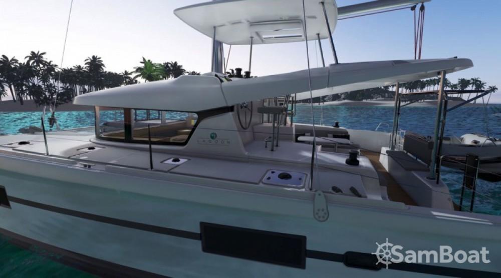 Alquiler Catamarán en Šibenik - Lagoon Lagoon 42
