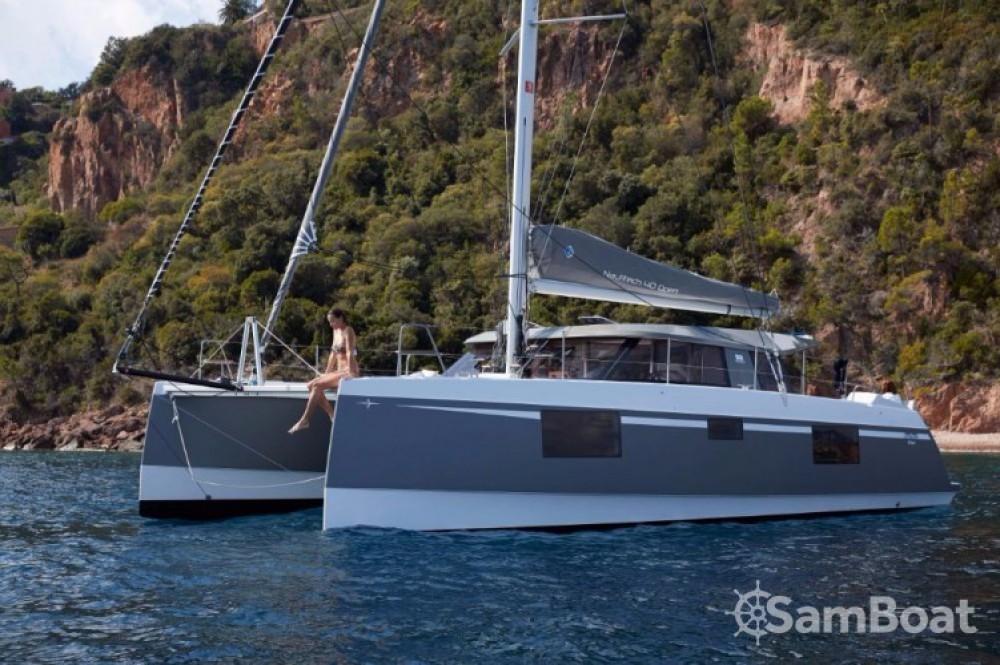Location Catamaran à Leucade - Bavaria Nautitech 40 open NEW - 4 + 2 cab.