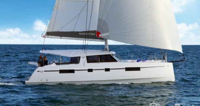 Rental yacht Lefkas - Nautitech Nautitech 46 on SamBoat