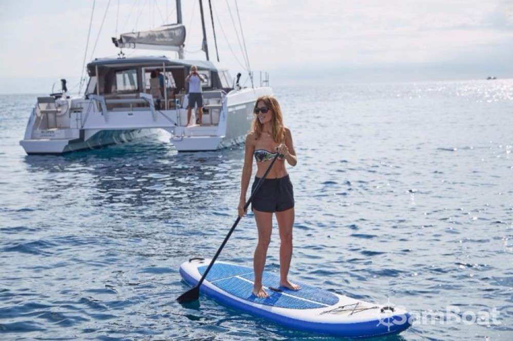 Location yacht à Leucade - Bavaria Nautitech 40 open NEW - 4 + 2 cab. sur SamBoat